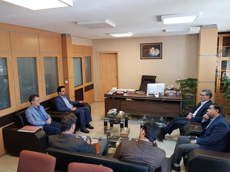 رایزنی در خصوص گسترش زمینه همکاری با اداره کل ورزش و جوانان استان