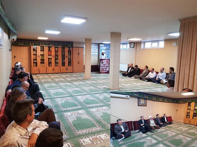 برگزاری دوره آموزش فرهنگی نیمسال دوم سال جاری در بنیاد مسکن استان