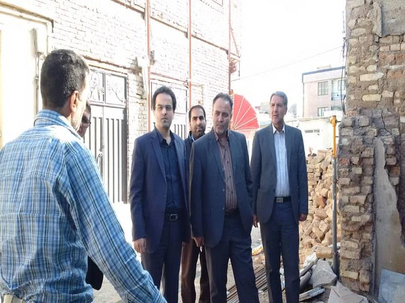 تاکید بر تسریع روند مقاوم سازی واحدهای مسکونی شهرستان خرمدره